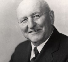 Rev. Edgar J. Helms, a Methodist minister and early social innovator from Boston founded Goodwill in 1902.