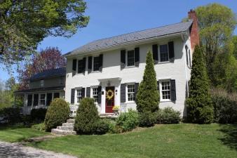 TUTTLE HOUSE 3925 torringford st